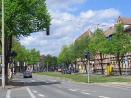 Magdeburger Allee 2005